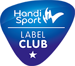Label Club handisport - 1 étoile